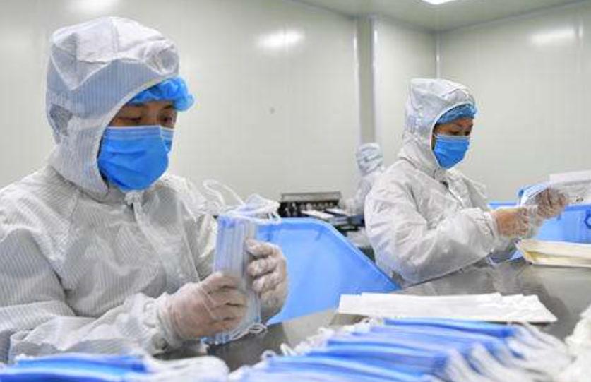 多一名工人返崗 早一點恢復産能——湖北醫用物資企業復工加快生産