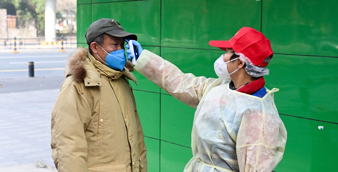 武漢:堅守社區 共抗疫情