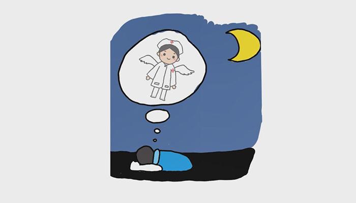 """抗(kang)""""疫""""手zhi)嫖wei)視頻(pin)︰媽媽,早點回家!"""
