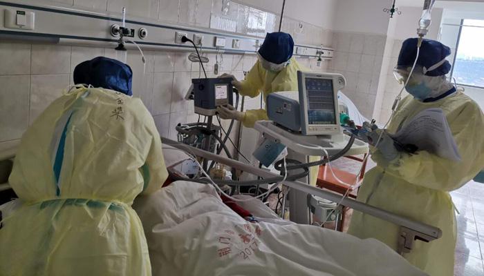 浙江援荊醫療隊︰已收治危重癥患者(zhe)23人,考慮再建一個ICU
