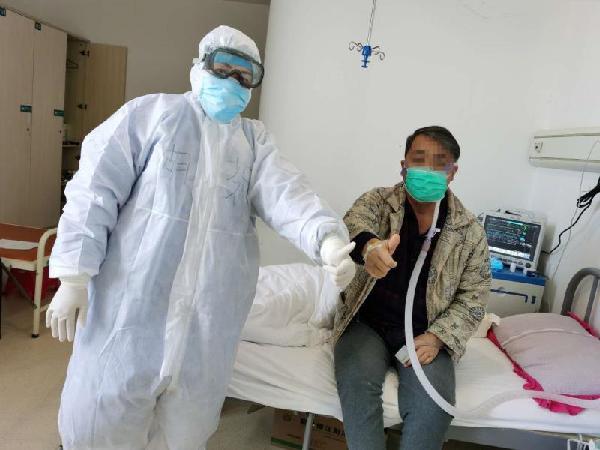 """武漢hai)ldquo;血漿療法""""的江(jiang)夏探(tan)索"""