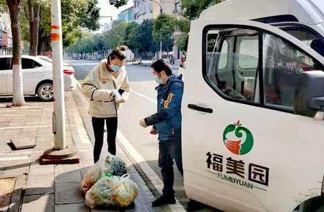 """當陽企(qi)業建產(chan)銷無接觸配送鏈(lian)解(jie)兩""""難"""""""