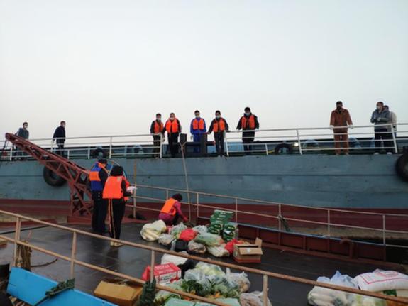 眾志成城戰疫情 黨旗最紅你最美——長江海事抗擊疫情一線小故事