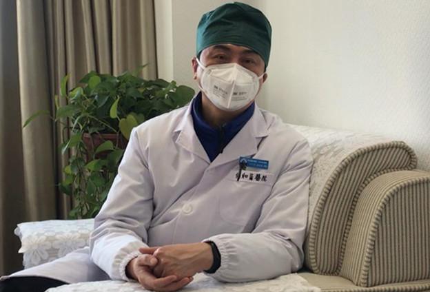 劉本德 ︰血漿療法在技術上是成熟的,已(yi)產生(sheng)實效(xiao)