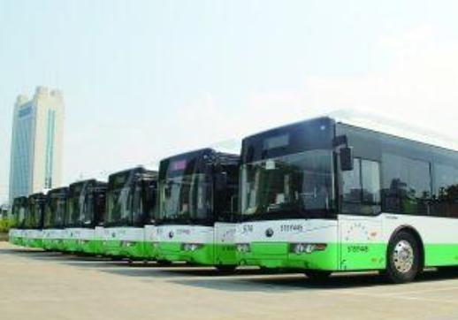 武(wu)漢公交線路恢復達180條