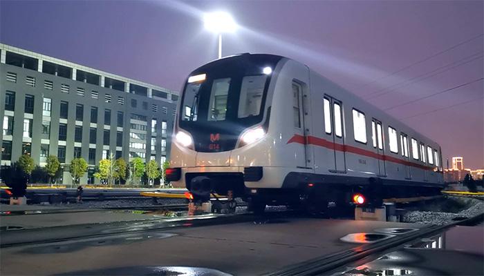 通了 武漢軌道交通部分線路恢復運營