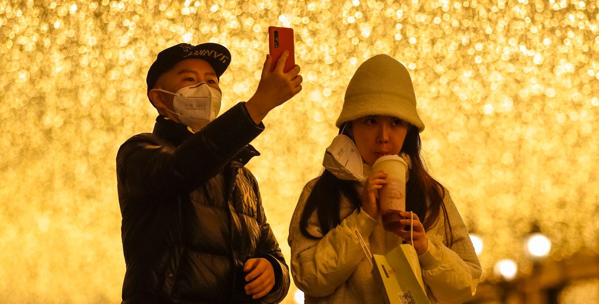 武漢步行街:慢慢恢復的城市活力