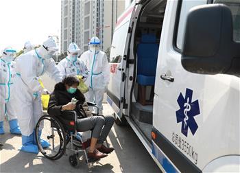 雷神山醫院普通(tong)病區(qu)全部關閉
