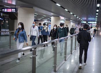 武漢市(shi)城市(shi)公交、軌道交通恢(hui)復全線(xian)網運營(ying)