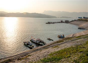 長江流域秭歸段實行全面禁捕
