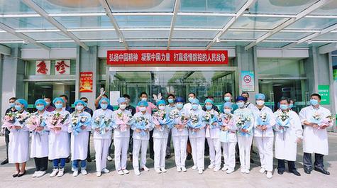 國際護士節來臨,鮮花獻給白衣天使