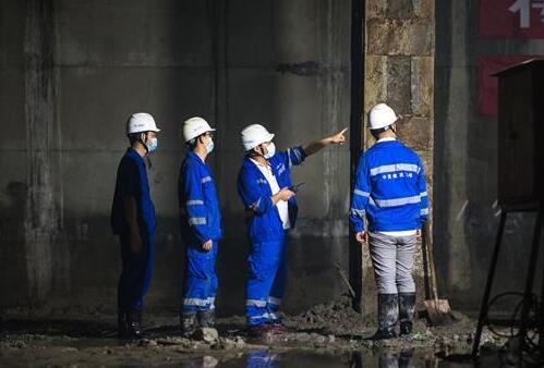 武漢地鐵8號線二期項目穩步推進