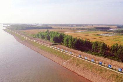 長江新洲至九江段將迎來6米水深航道