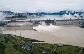 三峽工程今年首次泄洪 近期或迎新一輪洪水