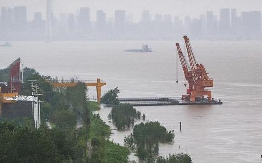 長江中下遊監利以下江段全線超警