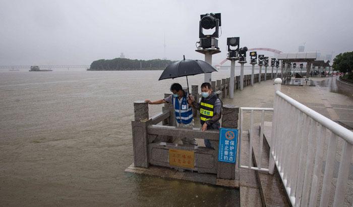 湖北連遭七輪強降雨襲擊 防汛應急響應提升至Ⅱ級