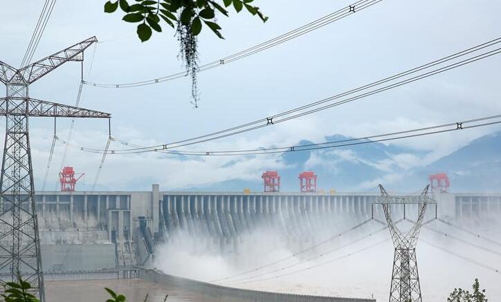 """""""長江2020年第3號洪水""""在長江上遊形成"""