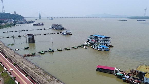 長江中下遊幹流即將全面退出警戒