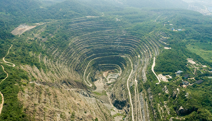 黃石國家礦山公園丨從礦山到文化公園