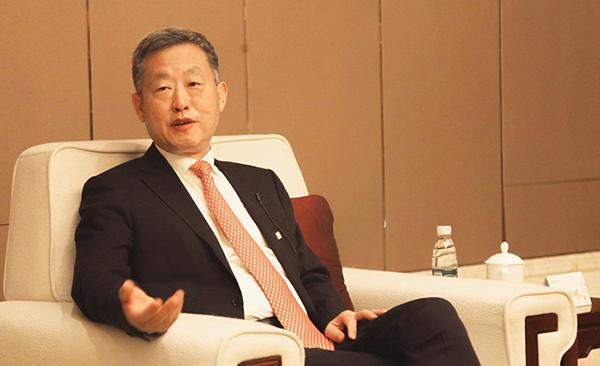 王祥明:加強戰略合作 助力湖北疫後發展