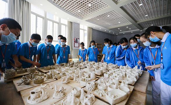 武漢百萬中小學幼兒園學子即將開學