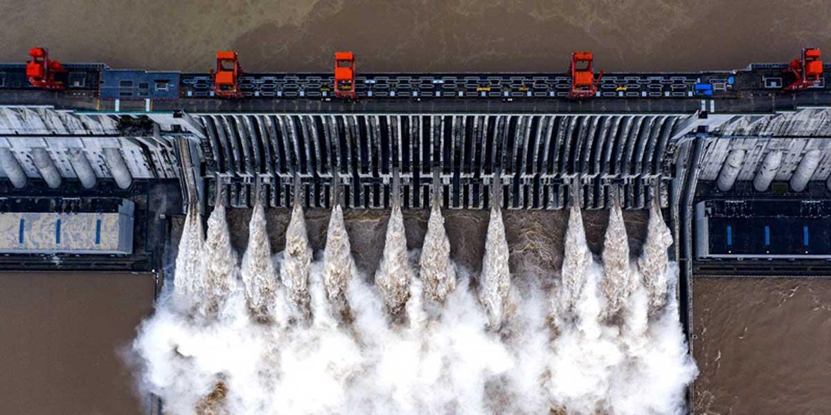 復盤五輪洪水 感受三峽脈動