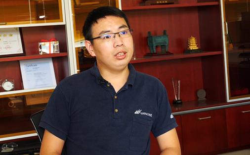 鄧華波:提高企業核心競爭力 積極參與國際競爭