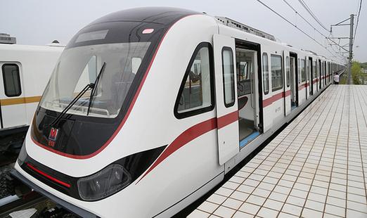 武漢打造軌道交通裝備制造産業基地 2025年産值可達千億元