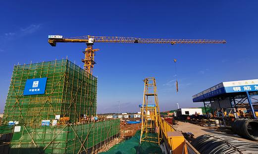 湖北鄂州加快臨空經濟區建設 鄂州機場2021年建成運營