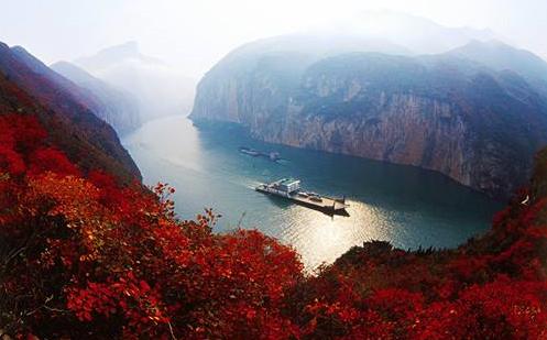 """疫後首個""""萬人遊長江""""旅遊活動在湖北啟動"""