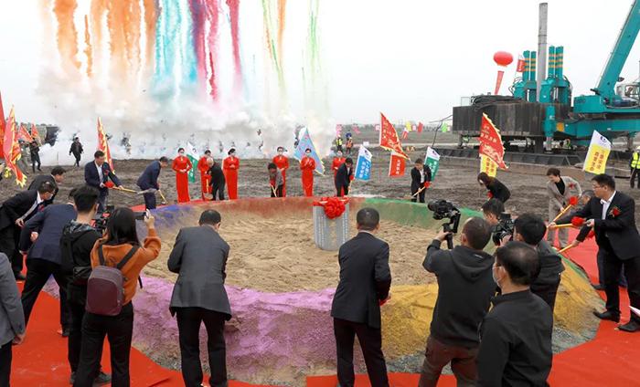玖龍紙業(湖北)項目在監利市開工 總投資135億元