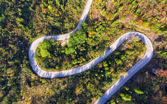 湖北公路總裏程達到28.9萬公裏 居全國前列