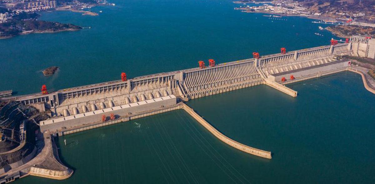 三峽電站2020年發電量達1118億千瓦時(圖)