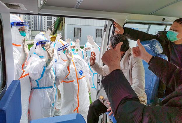 張元珍:武漢大學中南醫院戰疫的世界貢獻