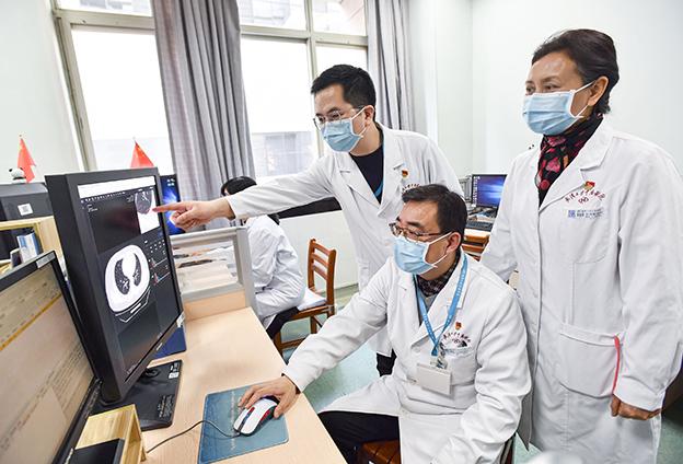 張元珍:武漢大學中南醫院的常態化疫情防控模式