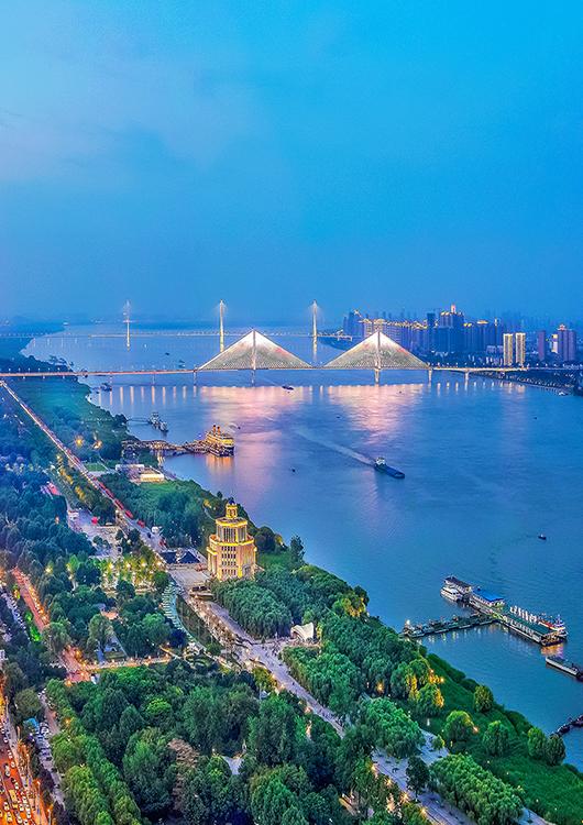 國社觀荊楚   做好長江經濟帶必答題