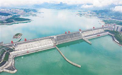 三峽水庫水位提前消落至145米 長江流域水庫群騰庫迎汛