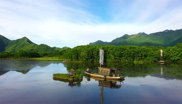 文化和自然遺産日 | 一入九湖深處 沉醉不知歸處