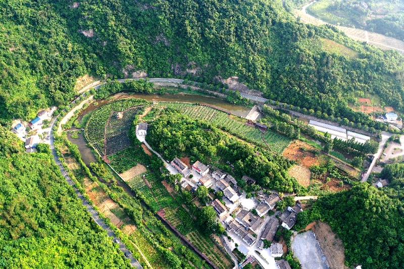 開著汽車看鄉村|十竹公路串起十堰西溝鄉村旅遊經濟帶