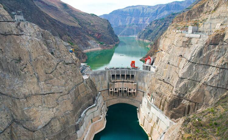 烏東德水電站全部機組投産發電