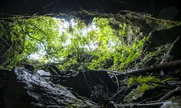 神秘溶洞 峽谷奇觀