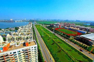 藏龍島開發區