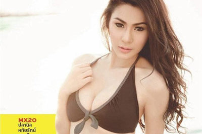 泰國小姐20強出爐 選手酷似張柏芝