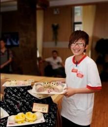 臺灣選手勇奪第二屆發酵面食大賽冠軍