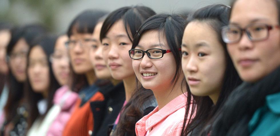 青年学员们在集中培训期间参加早锻炼