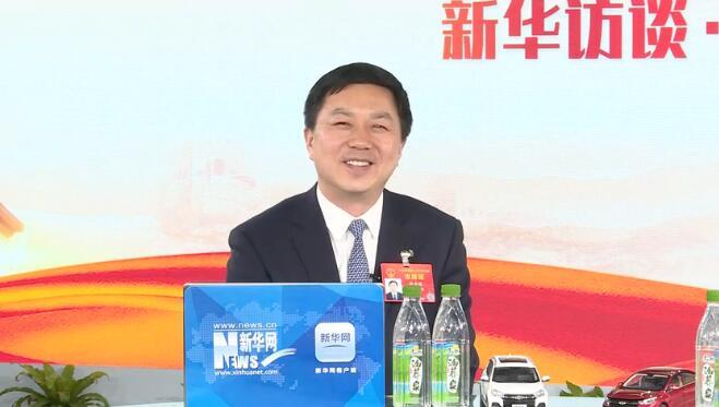 """刘启俊:发展冰雪经济 助力""""三亿人上冰雪"""""""