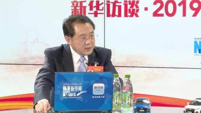 何大春:争做长江经济带高质量发展的排头兵