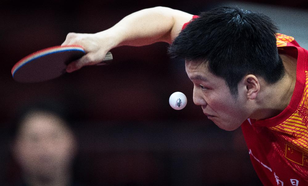 军运会|樊振东:金牌激励我去进步