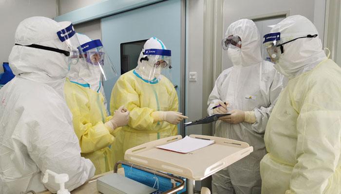 黑龙江支援孝感医疗队应城分队全面参与当地新冠肺炎患者救治